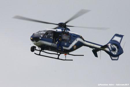 Hélicoptère EC135 Gendarmerie