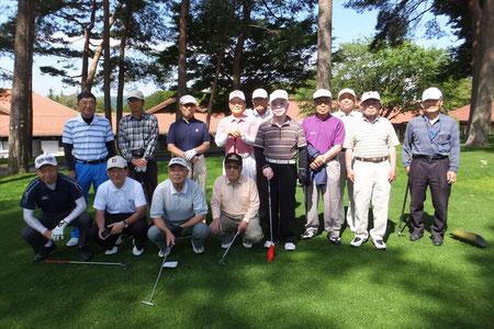 東進会 ゴルフ