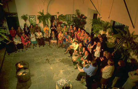 Tradicional Zambomba Flamenca de Jerez