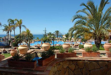 Mariott resort Marbella