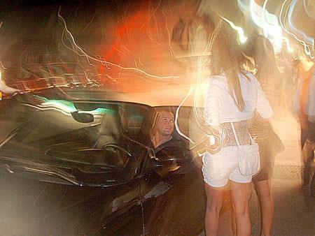 Night in Puerto Banus