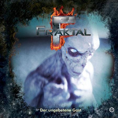 CD-Cover Fraktal - Folge 17 Der ungebetene Gast