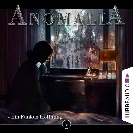 CD-Cover Anomalia Folge 9