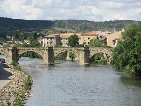 Le pont de Limoux