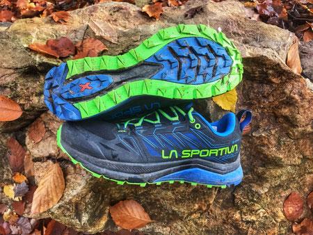 La Sportiva Jackal GTX Testbericht Trailrunning Trailschuh