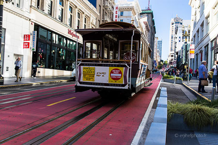 Californie, Etats Unis, Amérique, Amérique du nord, côte ouest, west coast, road trip, road trip californie, road trip californie rtl2, hit z road california, by zegut, rachel jabot ferreiro, erjihef photo, San Francisco, cable car