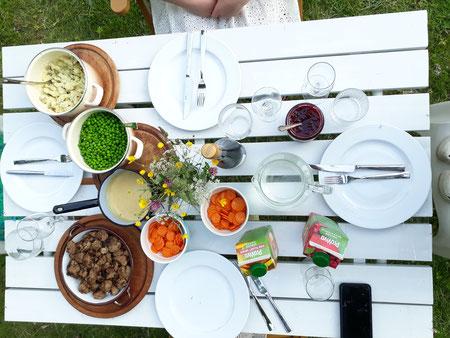 Unser middag zu midsommar