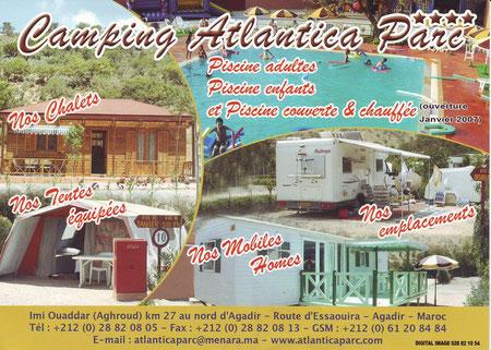 Camping Atlantica Parc
