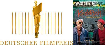 Deutscher Filmpreis, Plakat
