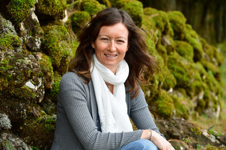 Yogalehrerin Julia Figge aus Korbach