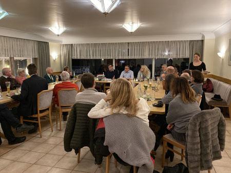Miltenberger Bürgertreff zur Kommunalpolitik