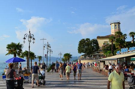 Was ist an einer bewirtschafteten Promenade schlimm?