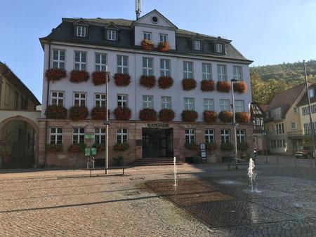 Miltenberg Rathaus