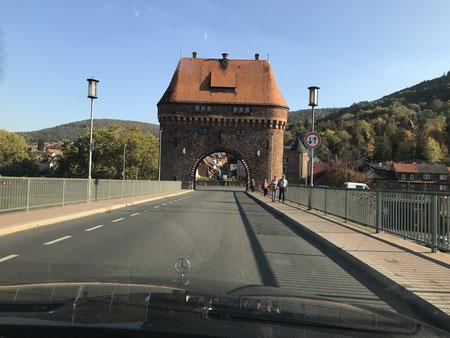Miltenberg alte Mainbrücke