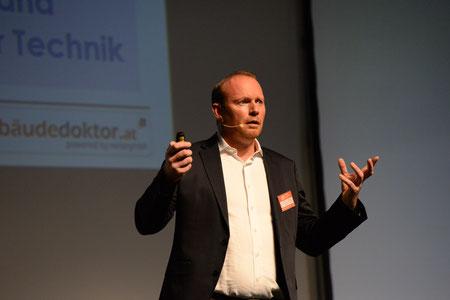 Gebäudedoktor, Dipl.-Ing. Harald Reiter, GF Reiter GmbH