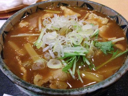浜松町2丁目にある、おいしいお蕎麦屋さん★五六八そば(いろはそば)★カレー南蛮そば