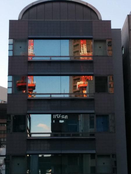 浜松町の再開発