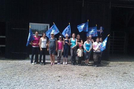 Jugendtag in Könisgbrunn Bild: Priska Moser