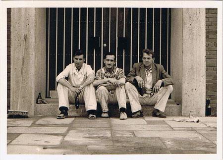 Gründerzeit: Einer der ersten Aufträge der jungen Firma 1960