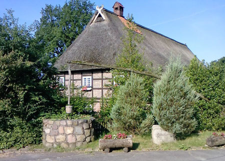 Dorfbrunnen - Nindorf am Walde