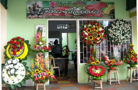 Floristerias En Neiva Floristerias Flores Y Novedades