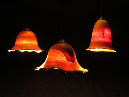 Lampenschirme durchscheinend