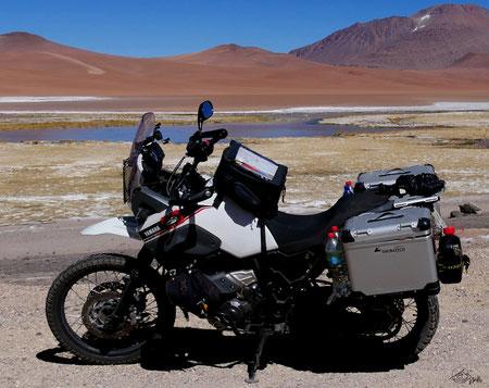 Enduristan Sandstorm 3E Yamaha Ténéré XT660ZA