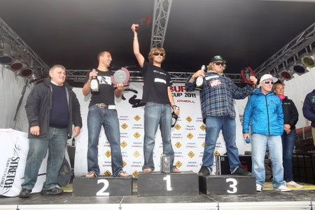 Ozone Race Team takes 1st and 2nd in worldcup sylt