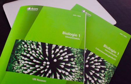iKON Biologie-Schulbuch