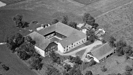 Ehemaliger Schickinger Hof in Waizenkirchen, 1938