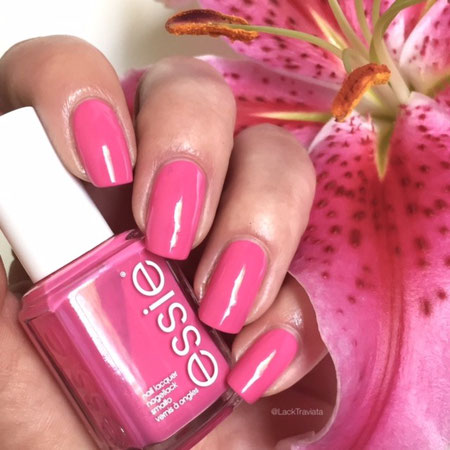 swatch essie funny face by LackTraviata
