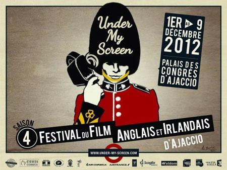 L'affiche gagnante, réalisée par Emmanuelle Bartoli. (Repro: DR - Emmanuelle Bartoli)