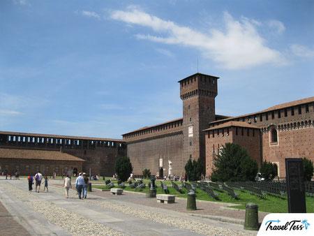 Kasteel van Milaan