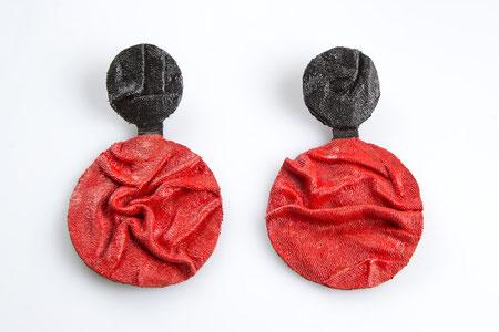 LUNE.OR.0032-Nero/Rosso