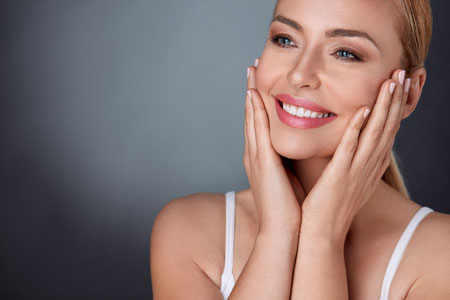Revitalisierung der Haut