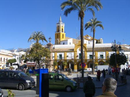 Plaza España, Villamartin