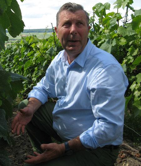 Didier Gimonnet | Champagne Pierre Gimonnet