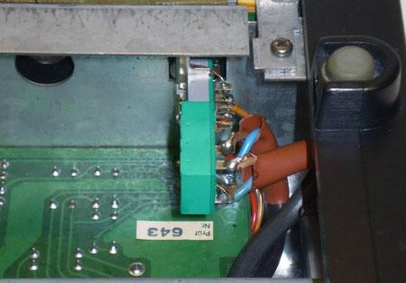 Netzschalter DUAL CV 1100