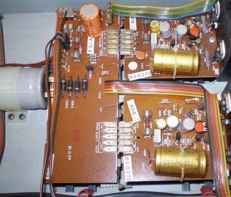 Verstärkerplatine defekt