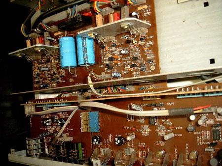 Klangregelplatine DUAL CV 1400