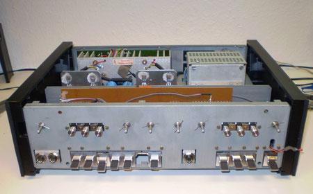 DUAL CV 1400 restauriert ohne Frontplatte