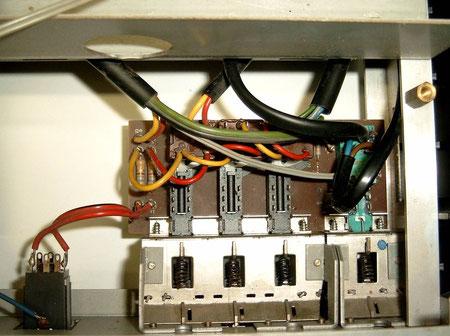Platine Netzschalter DUAL CV 1400