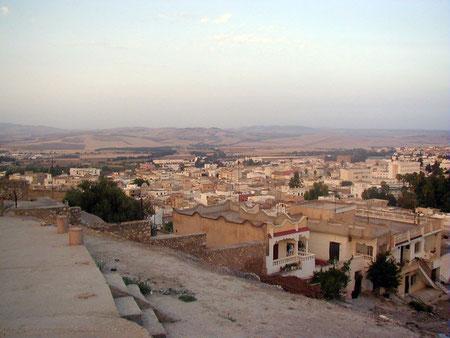Beja, nord Tunisie
