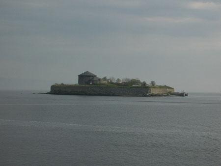 Insel Munkholmen