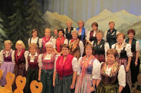 """Auftritt beim """"Schlierseer Advent"""" im Bauerntheater"""