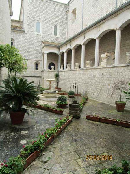 Im Klostermuseum