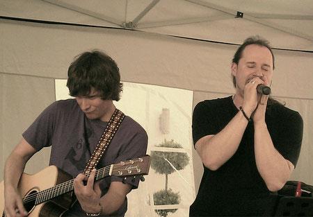 Steven Morrys Acoustic Duo 2011