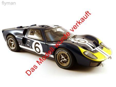 1:12 - Ford GT40 MK II - GMP