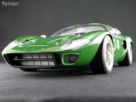 1:12 - Ford GT40 MK I - GMP