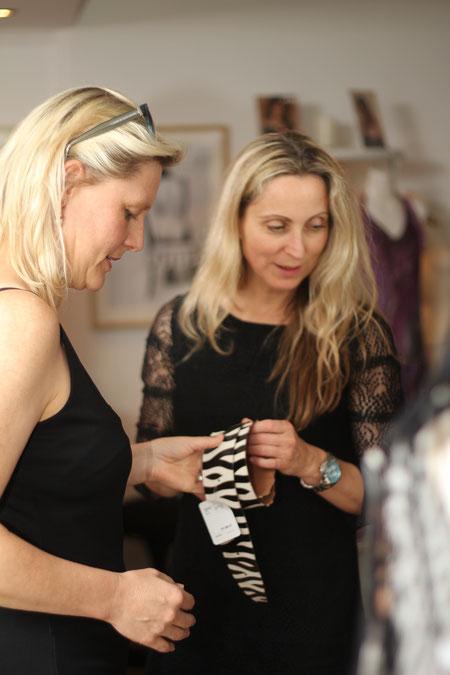 Shoppingparty mit Ihren Freundinnen bei Madame - Secondhand Damenmode